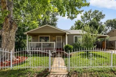 1196 S Bryant Street, Denver, CO 80219 - MLS#: 4024398