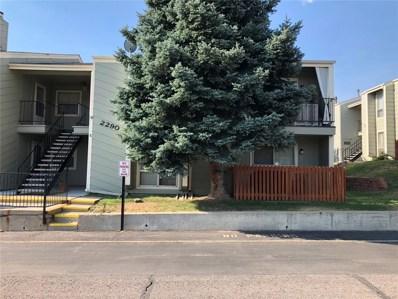 2290 E Fremont Avenue UNIT C18, Centennial, CO 80122 - #: 4025292