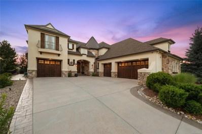 1295 Buffalo Ridge Road, Castle Pines, CO 80108 - MLS#: 4026900