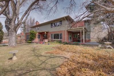 1729 Alamo Avenue, Colorado Springs, CO 80907 - #: 4030221
