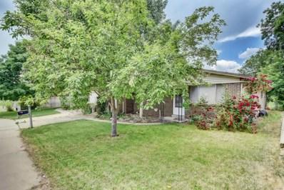 2643 S Everett Street, Lakewood, CO 80227 - MLS#: 4030640