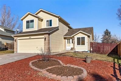 3770 Oneida Lane, Colorado Springs, CO 80918 - MLS#: 4032939