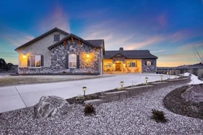 1707 Redbank Drive, Colorado Springs, CO 80921 - #: 4036768