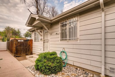 4179 W Walsh Place, Denver, CO 80219 - MLS#: 4041067