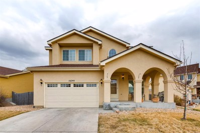 16244 E 107th Place, Commerce City, CO 80022 - MLS#: 4043262