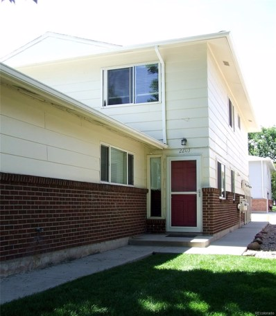7309 W Hampden Avenue UNIT 2203, Lakewood, CO 80227 - #: 4049550