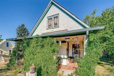 333 Raleigh Street, Denver, CO 80219 - MLS#: 4052016