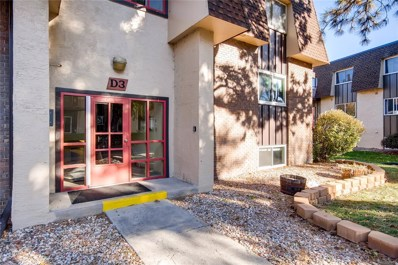 7755 E Quincy Avenue UNIT 303D3, Denver, CO 80237 - #: 4054978