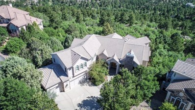 5039 Stonehill Road, Colorado Springs, CO 80918 - MLS#: 4055451