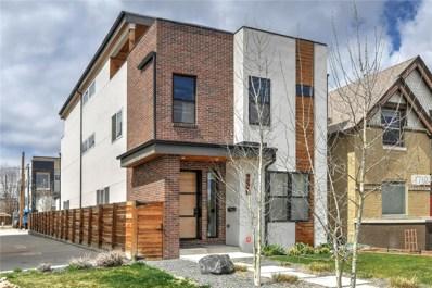 1717 Hooker Street, Denver, CO 80204 - #: 4057407