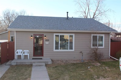 1225 S Winona Court, Denver, CO 80219 - MLS#: 4059317