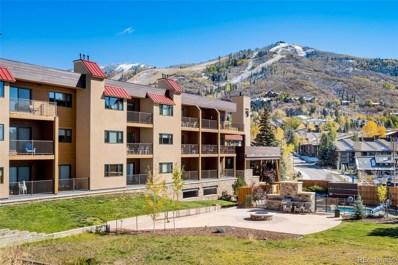 2200 Apres Ski Way UNIT 109, Steamboat Springs, CO 80487 - #: 4068404