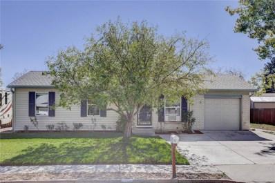 3340 S Garland Way, Lakewood, CO 80227 - MLS#: 4070316