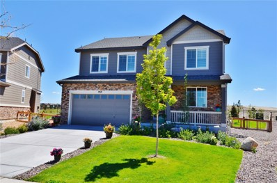 7468 S Old Hammer Way, Aurora, CO 80016 - MLS#: 4071415