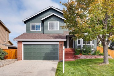 1367 Ascot Avenue, Highlands Ranch, CO 80126 - MLS#: 4072478
