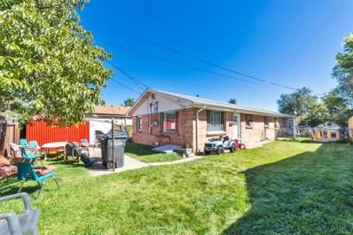 683 S Newton Street, Denver, CO 80219 - MLS#: 4072984