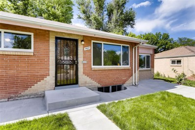 1427 S Wolcott Way, Denver, CO 80219 - MLS#: 4073697