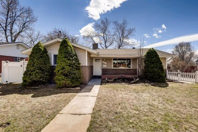 6202 W 61st Place, Arvada, CO 80003 - #: 4074302