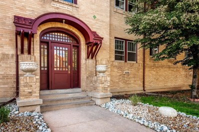 2101 S Josephine Street UNIT 103, Denver, CO 80210 - MLS#: 4076292