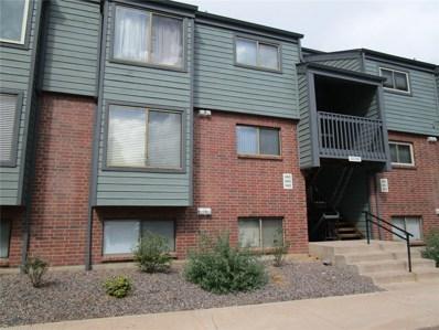 3546 S Depew Street UNIT 202, Lakewood, CO 80235 - MLS#: 4079939