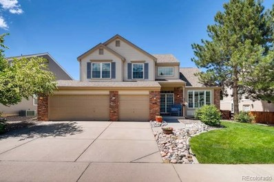 809 Huntington Place, Highlands Ranch, CO 80126 - MLS#: 4080417