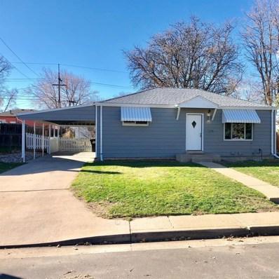 1241 S Zuni Street, Denver, CO 80223 - MLS#: 4080903
