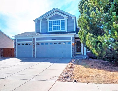5265 Sand Hill Drive, Colorado Springs, CO 80923 - MLS#: 4083195