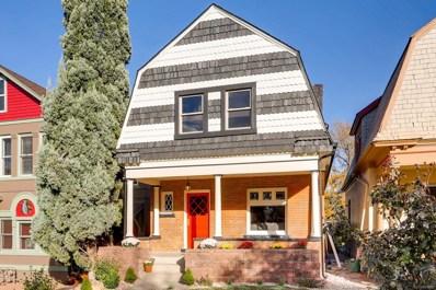 2130 N Gilpin Street, Denver, CO 80205 - #: 4089182