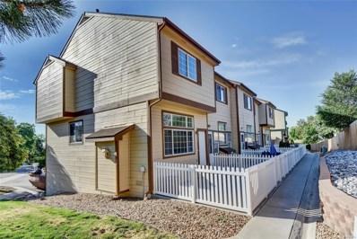 8199 Welby Road UNIT 405, Denver, CO 80229 - MLS#: 4090613