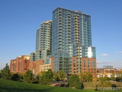1700 Bassett Street UNIT 512, Denver, CO 80202 - MLS#: 4099269