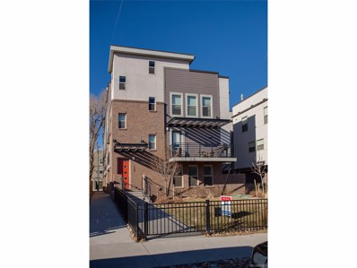 1313 Jackson Street, Denver, CO 80206 - MLS#: 4100734