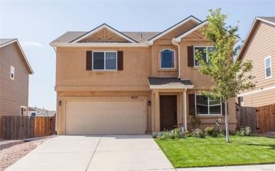 6217 Finglas Drive, Colorado Springs, CO 80923 - #: 4102359