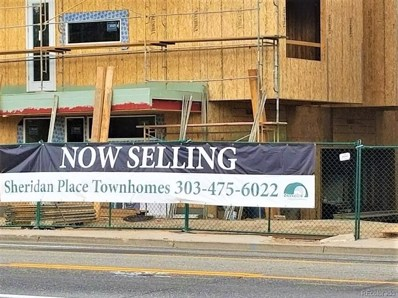 1340 Sheridan Boulevard UNIT 102-108, Denver, CO 80214 - MLS#: 4104289