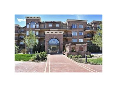 2700 E Cherry Creek South Drive UNIT 120, Denver, CO 80209 - MLS#: 4104425