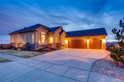 6035 Abbey Pond Lane, Colorado Springs, CO 80924 - MLS#: 4105106