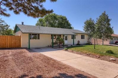 1615 Tahlequah Drive, Colorado Springs, CO 80915 - MLS#: 4108306