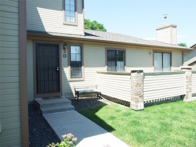 9163 W Cedar Drive UNIT E, Lakewood, CO 80226 - MLS#: 4109953