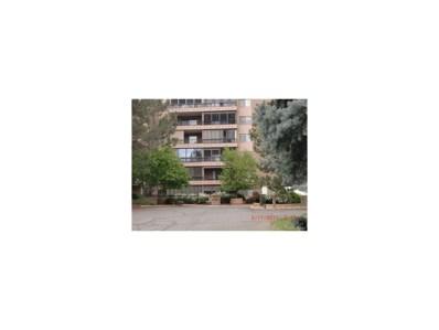 13961 E Marina Drive UNIT 505, Aurora, CO 80014 - MLS#: 4110496
