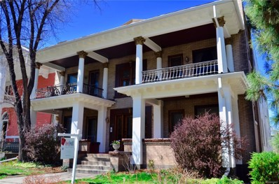 1421 N Gilpin Street UNIT 5, Denver, CO 80218 - MLS#: 4110721