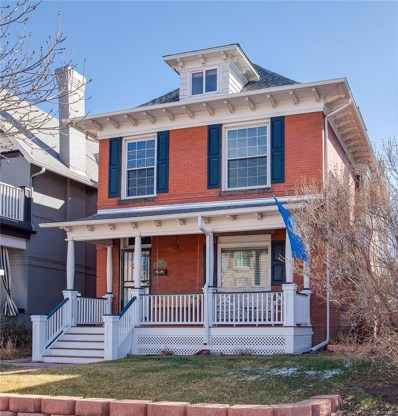 250 N Grant Street, Denver, CO 80203 - MLS#: 4110752