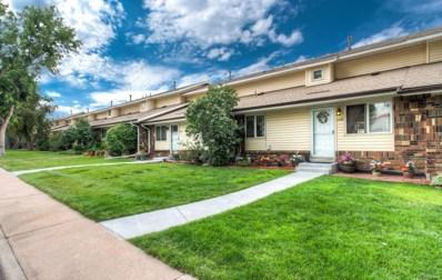 1008 S Miller Street, Lakewood, CO 80226 - MLS#: 4112536
