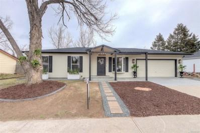 10255 W Keene Avenue, Lakewood, CO 80235 - #: 4120173