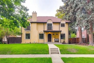 1945 Hudson Street, Denver, CO 80220 - #: 4126200