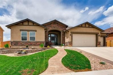 6728 Silver Star Lane, Colorado Springs, CO 80923 - MLS#: 4130816