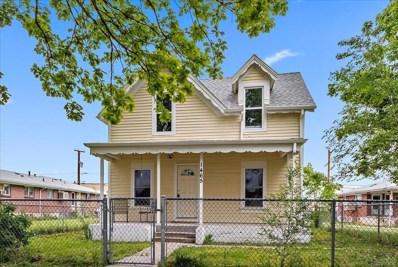1465 W Byers Place, Denver, CO 80223 - #: 4134735