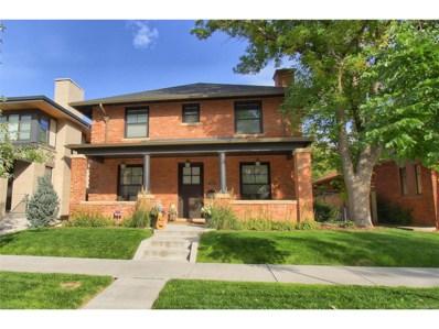 1134 S York Street, Denver, CO 80210 - MLS#: 4138585