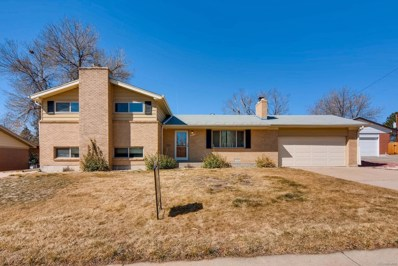 10777 Livingston Drive, Northglenn, CO 80234 - MLS#: 4142159