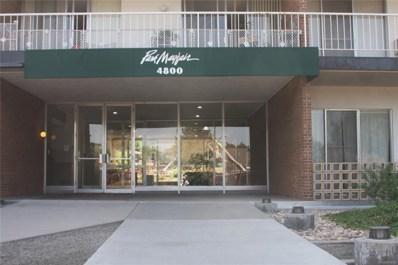 4800 Hale Parkway UNIT 509N, Denver, CO 80220 - MLS#: 4144552