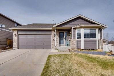 18681 Horse Creek Street, Parker, CO 80134 - MLS#: 4145904