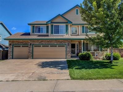 4998 Comanche Creek Way, Castle Rock, CO 80109 - MLS#: 4148044